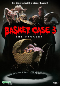 Basket Case III (y su puta madre) (Basket Case 3: The Progeny – 1992)
