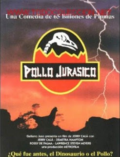 Pollo Jurásico (Chicken Park – 1996)