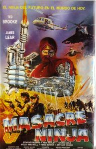 Masacre Ninja (Ninja Demon's Massacre – 1988)